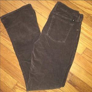 Lucky Brand Pants - Lucky Brand Charlie Baby Boot Corduroy Pants